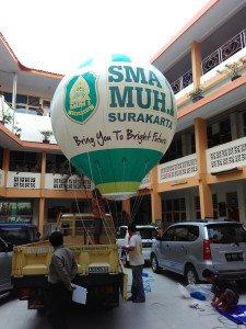 Balon Udara acara event