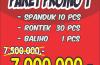 Paket Promo Spanduk Rontek Baliho 1