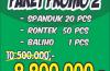 Paket Promo Spanduk Rontek Baliho 2