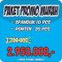 Paket Promo Spanduk Rontek Murah